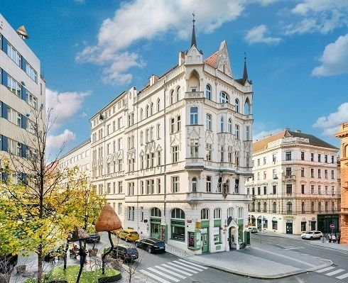 Vuilding - MOOo Downtown | Luxurious apartments in the center of Prague