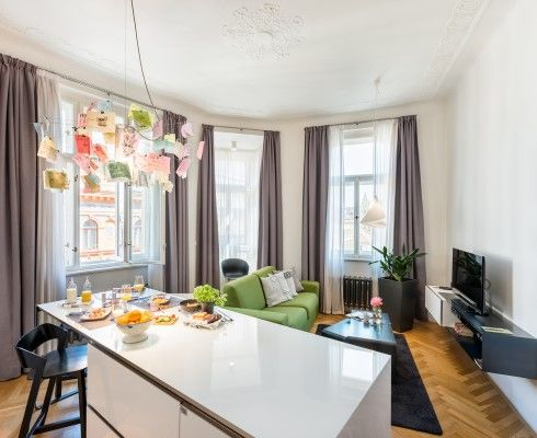 MOOo Downtown | Luxurious apartments in the center of Prague - Two bedroom