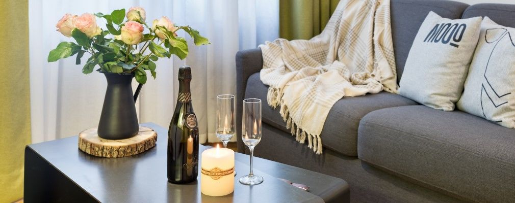 MOOo Downtown | Luxurious apartments in the center of Prague - Service