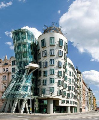 MOOo Downtown | Luxurious apartments in the center of Prague - Dancing house